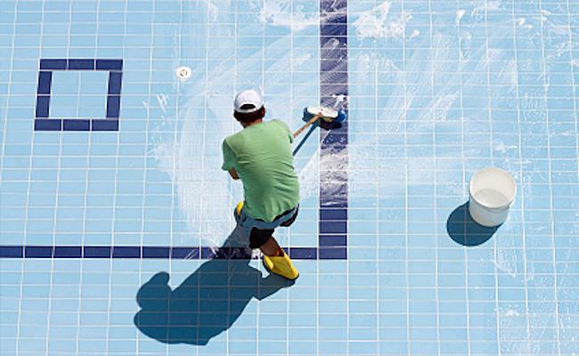 limpieza de piscinas