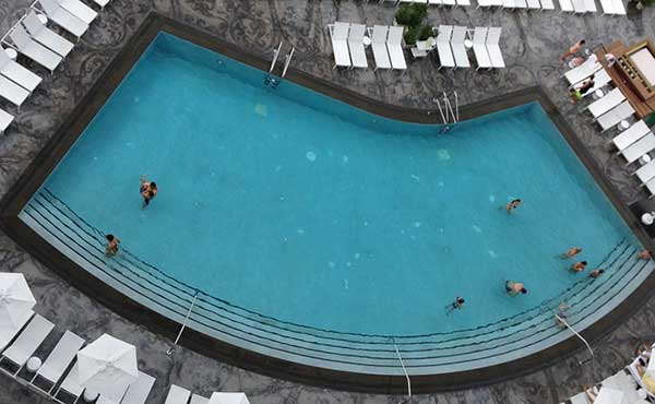 piscinas de obra en Madrid