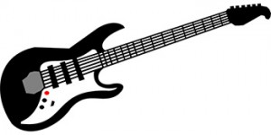 una guitarra para las piscinas de obra madrid